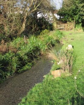 Garden brook