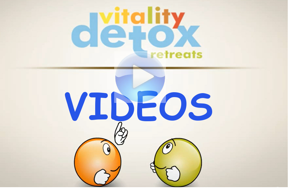 Vitality Detox Retreats Videos