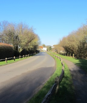 West Wittering road
