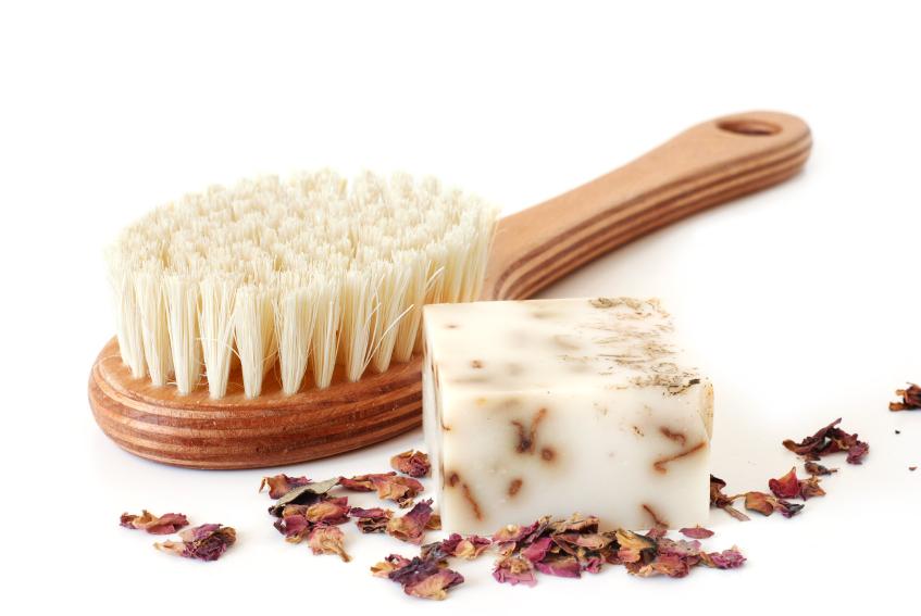 Skin Brushing